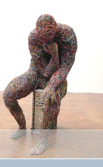 Fine Art Sculptures by Artist Craig Clarke
